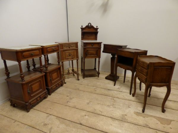 Trade Lot of Bedside Cabinets - f10 - SOLD